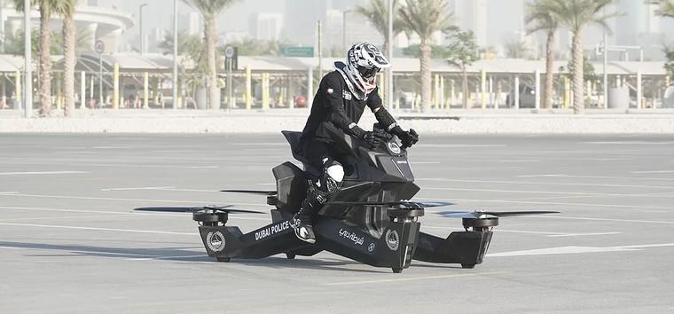 hoverbike s3 free big - Аэробайк становится реальностью ... за 150 000 долларов