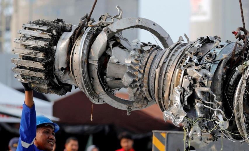 lion - Неожиданный поворот в расследовании катастрофы авиалайнера Lion Air