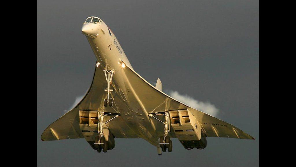 maxresdefault 2 1024x576 - Сверхзвуковые пассажирские самолёты – вчера, сегодня, завтра
