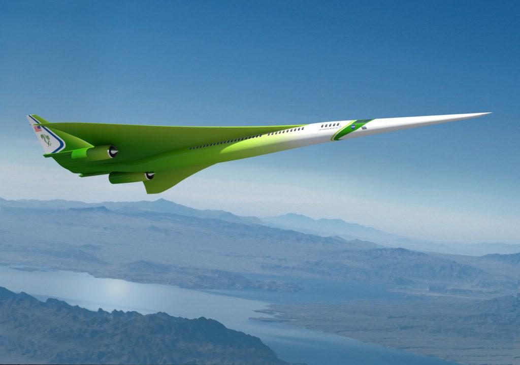 n plus 2 2012 rendr a 1024x719 - Сверхзвуковые пассажирские самолёты – вчера, сегодня, завтра