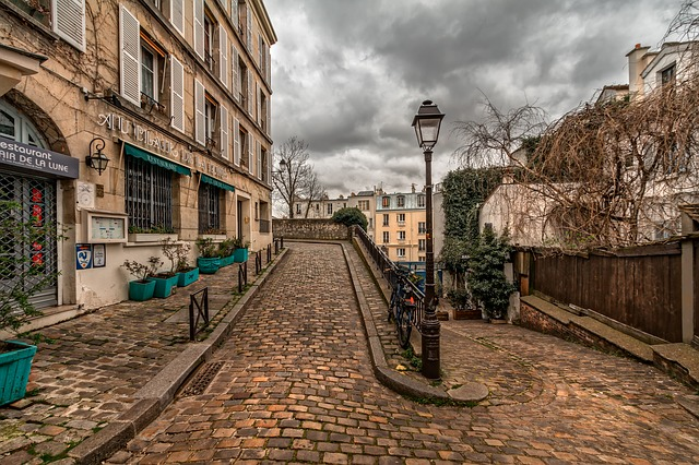 paris 3193674 640 - Самые романтические города мира