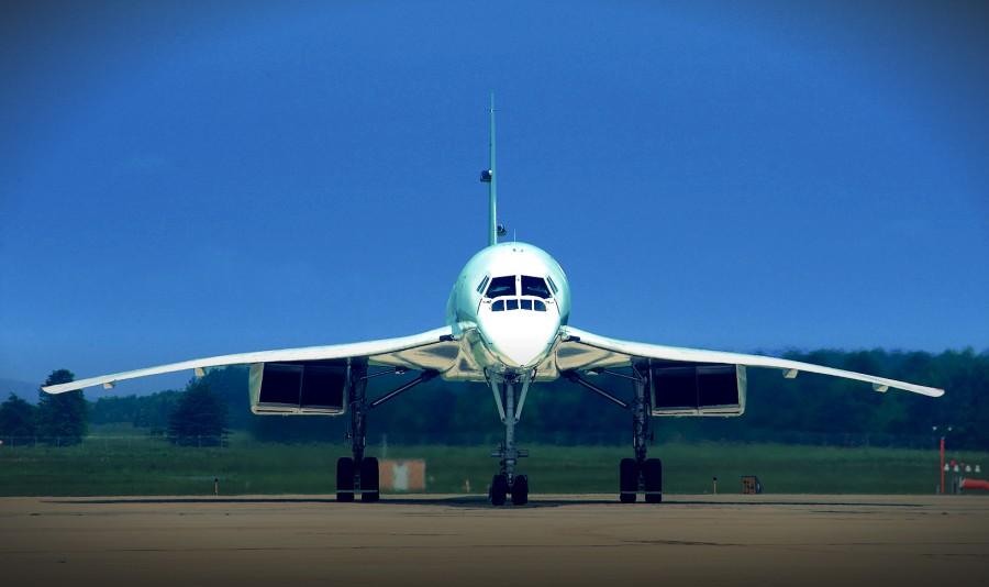samolet konkord - Сверхзвуковые пассажирские самолёты – вчера, сегодня, завтра
