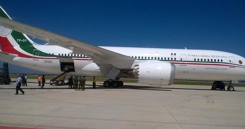 1374104 829870683710506 8529191370121617188 n 816x431 - VIP-версия Boeing 787-8 Dreamliner  мексиканского президента выставлена на продажу