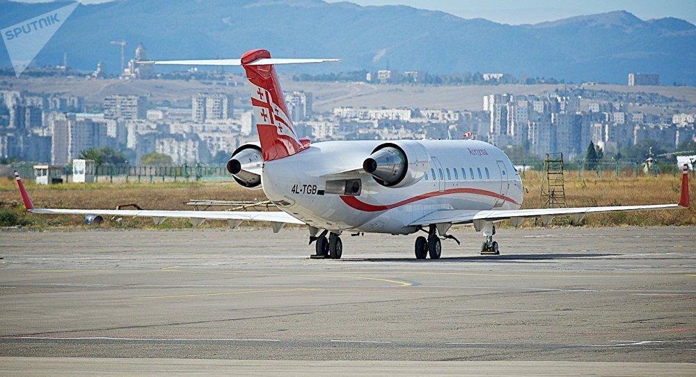 Самолеты частной авиации в Грузии