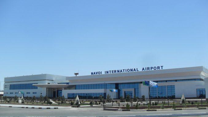 аэропорт Навои