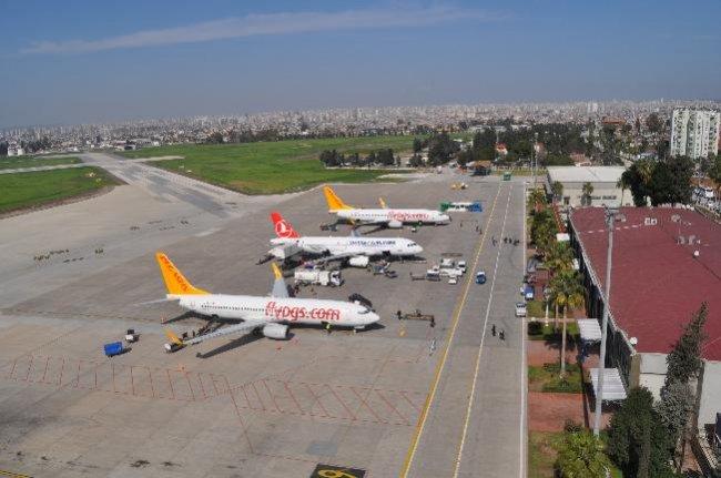 Аэропорт Адана Шакирпаша