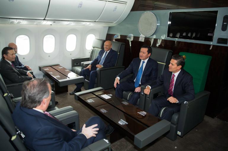 60210245 770x511 c - VIP-версия Boeing 787-8 Dreamliner  мексиканского президента выставлена на продажу