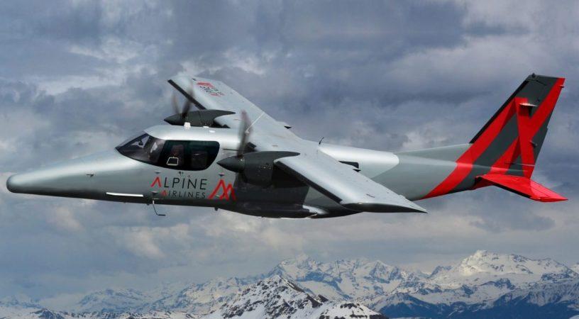 AVIATOR TP 600 cofrance 816x450 - Aviator TP 600 - лучший выбор для полетов в Куршевель