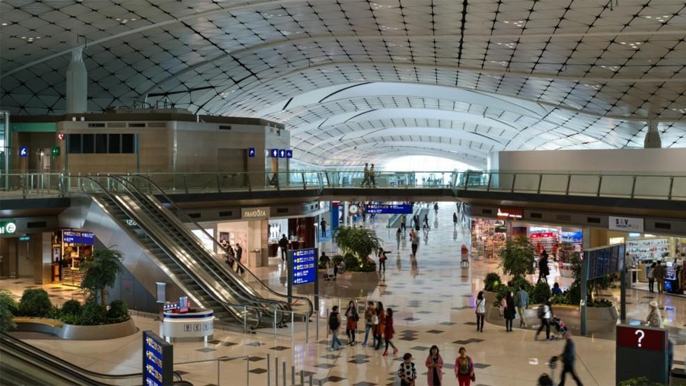 HKIA 1 - Будущее аэропортов: как прошёл Travel Forum в Гонконге?