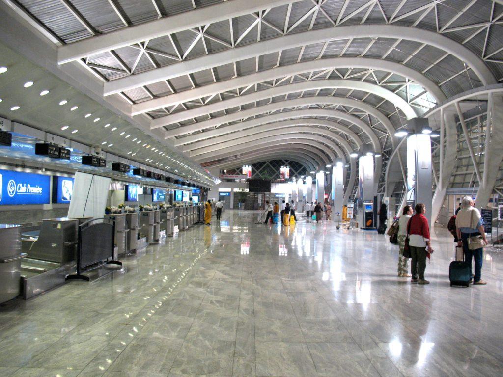 Mumbai Airport 1024x768 - Будущее аэропортов: как прошёл Travel Forum в Гонконге?