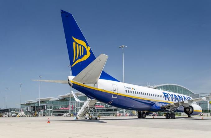 PLWroclawRyanair - Управление гражданской авиации Великобритании  подало в суд на Ryanair