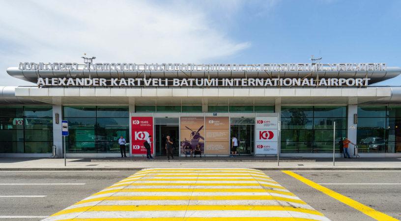 Zdanie batumskogo aeroporta  816x450 - Аэропорт Батуми| Грузия