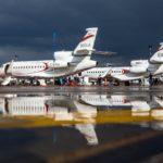 Размещение самолета в любом из аэропортов Казахстана