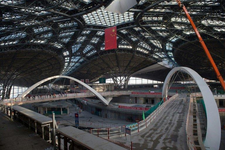 beijingsnewa - Новый аэропорт в Пекине