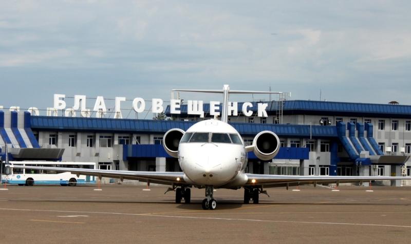 content 055 - Небо над Приамурьем пресыщено самолётами