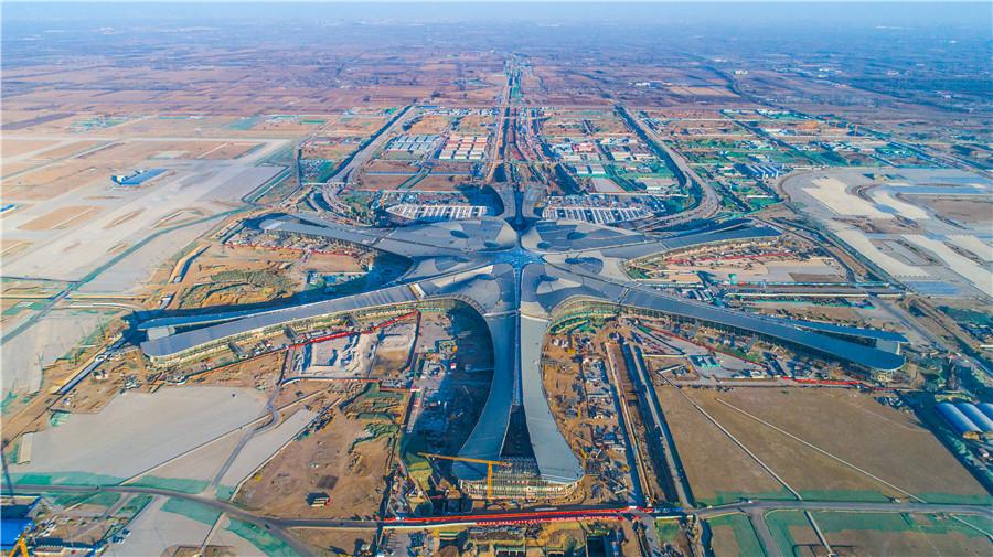 de0176cb 694c 41e8 aec0 2702240f4d92 - Новый аэропорт в Пекине