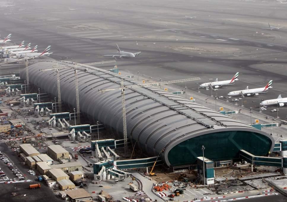dubai airport - Будущее аэропортов: как прошёл Travel Forum в Гонконге?