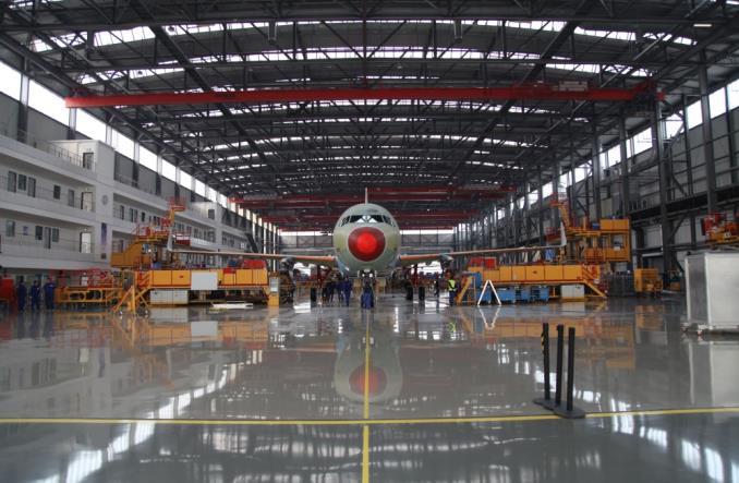 fotairbus - Airbus поощряет инвестиции в Китай