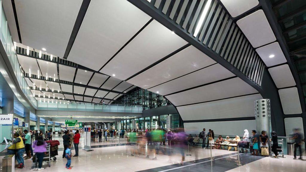 gal checkin 1 1024x577 - Будущее аэропортов: как прошёл Travel Forum в Гонконге?