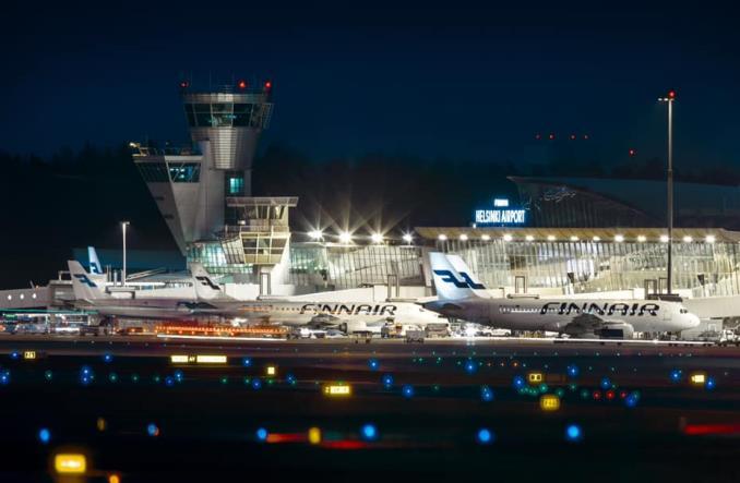 helsinkiifb - Расширение терминала №2 в аэропорту Хельсинки начнется до конца года