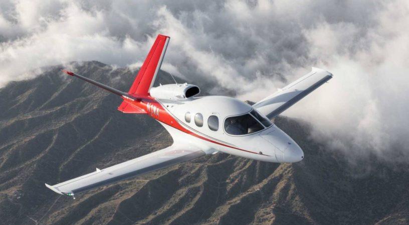large 1858 db917 816x450 - Cirrus Vision Jet: дебют на Ближнем Востоке