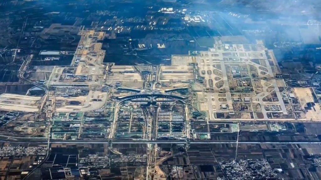 maxresdefault 1 1 1024x576 - Новый аэропорт в Пекине