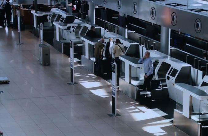 Система втоматической регистрации багажа