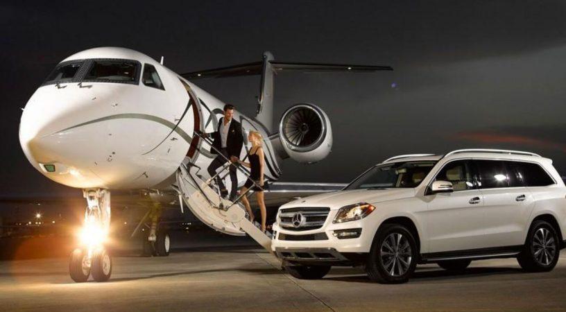 privat jet and car 816x450 - Cofrance - первая полностью интегрированная транспортная служба