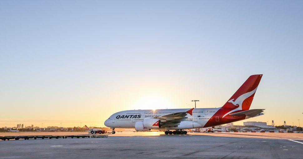 qantas1406247864 - Будущее аэропортов: как прошёл Travel Forum в Гонконге?