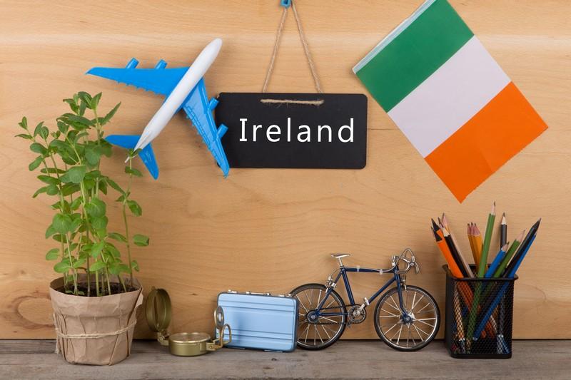 заказать самолёт в Ирландии