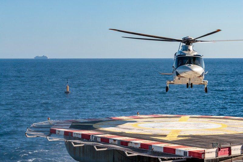 аренда вертолёта в Монако