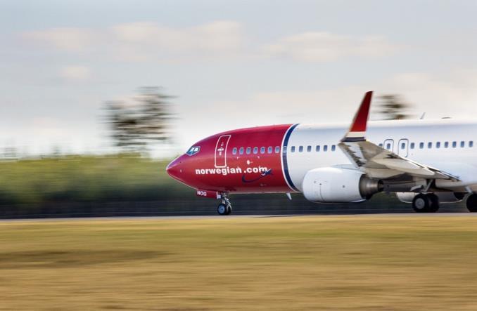 Norwegian737800aircraft - Группа IAG отказалась выкупать Norwegian