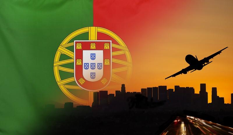 заказать самолёт в Португалии