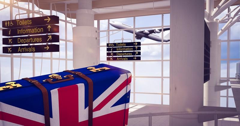 деловая авиация Англии