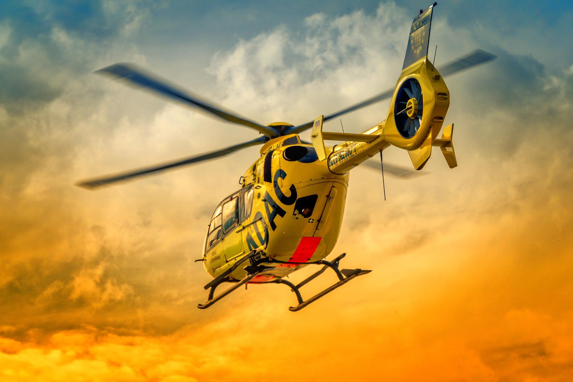 Несколько удивительных фактов о вертолётах