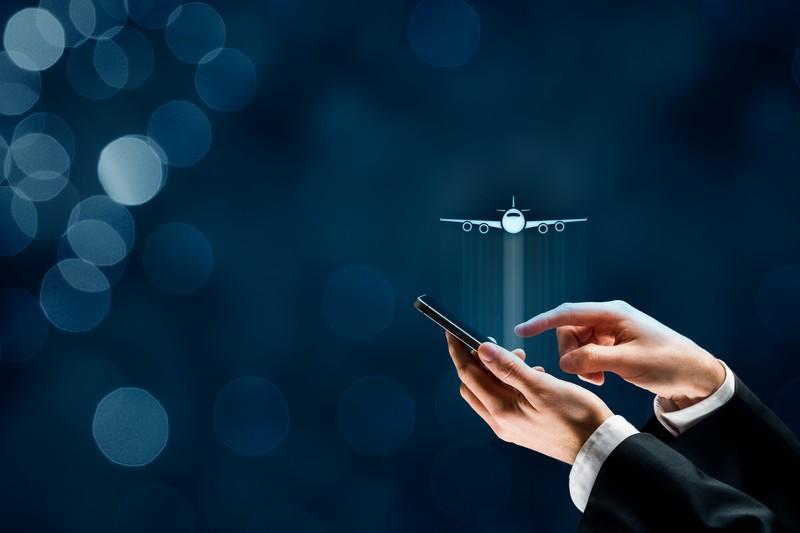 приложение аренды самолёта