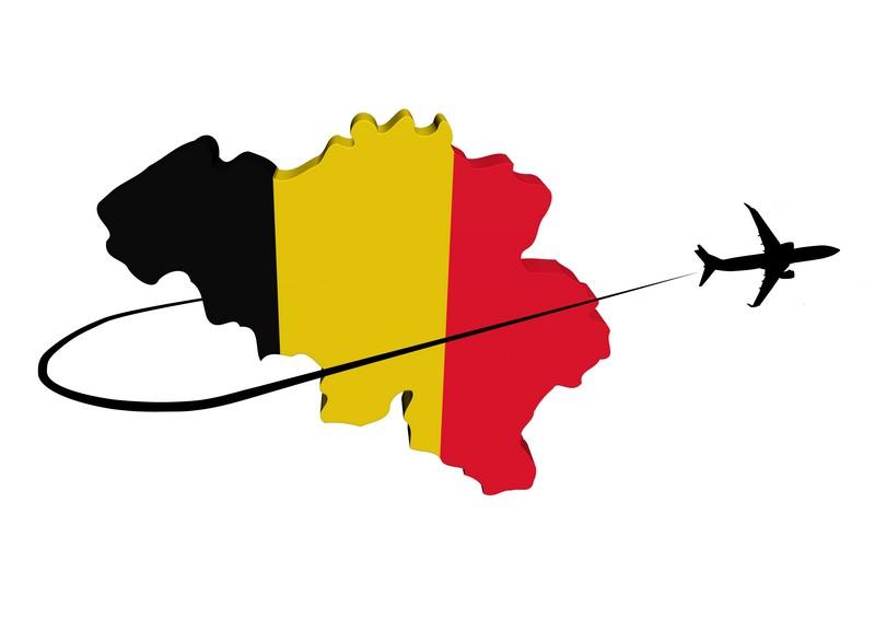 аренда самолёта в Бельгии