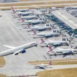 Аэропорт Хитроу стал очередной жертвой вторжения беспилотников