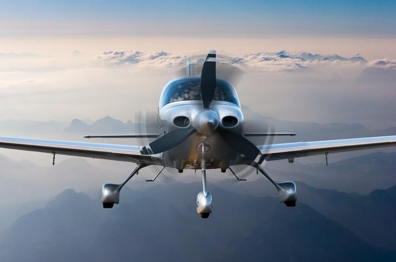 аренда самолёта в Исландии