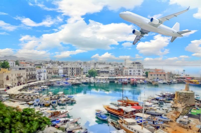 аренда самолёта на Кипре