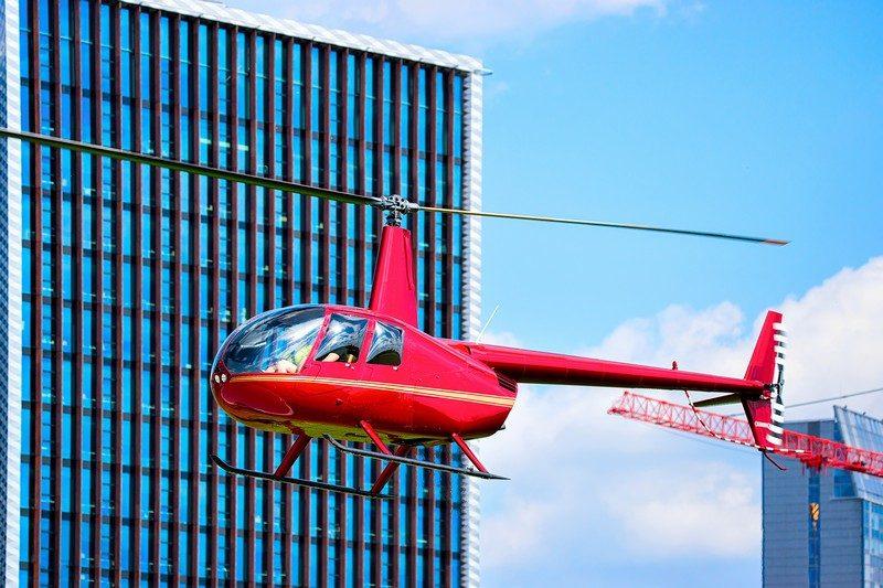 арендовать вертолёт в Литве