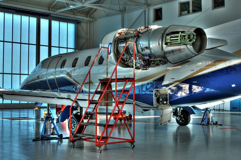 тюнинг самолёта в Эстонии