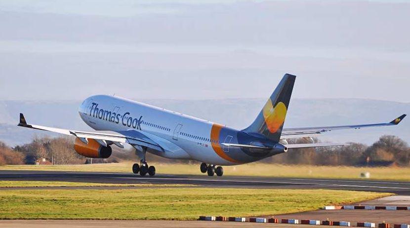 Thomas Cook рассматривает возможность продажи своих авиакомпаний