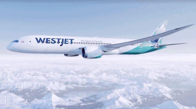 WestJet отменила первый полет самолета Boeing 787-9 Dreamliner