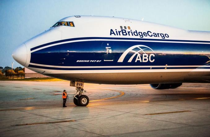 Boeing 747 AirBridge Cargo