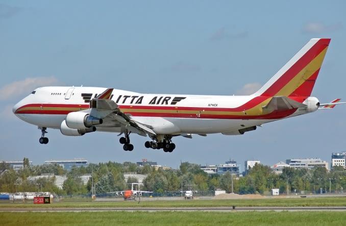 Boeing 747 Kalitta Air