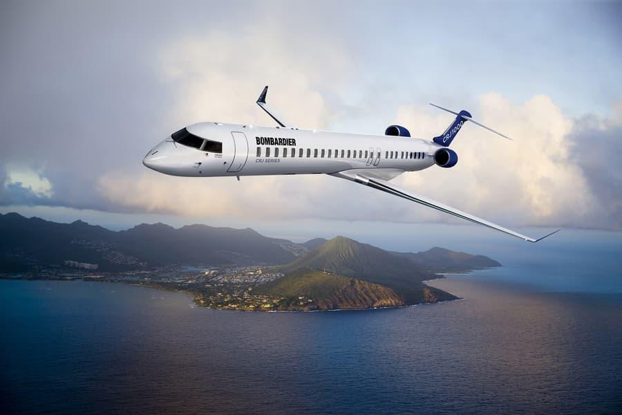 Bombardier-CRJ550