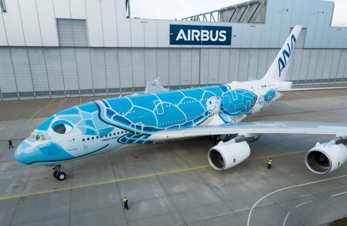 FirstA380ANA - A380 – несбывшаяся мечта концерна Airbus. Почему это произошло - мнение экспертов нашего портала