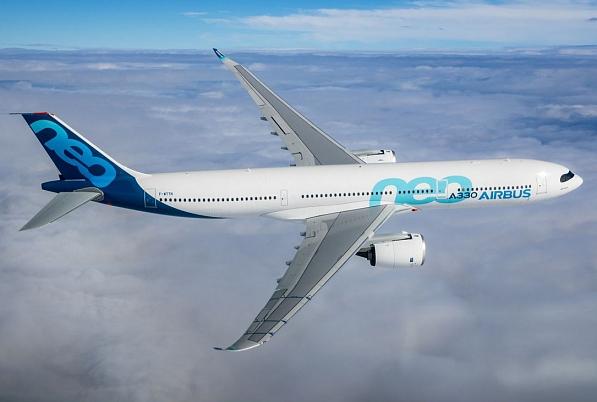 a0neo first flight in flight  - Экспозиция Airbus на авиасалоне Aero India будет одной из самых масштабных