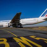 Группа AF-KLM  попала в турбулентность